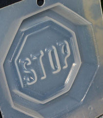 Stop Sign Mold 866