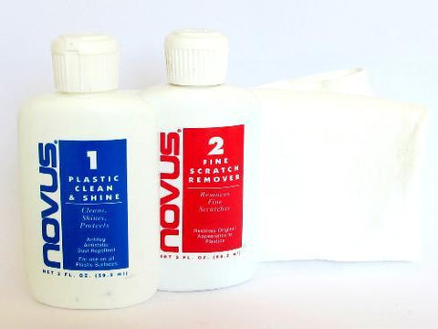Novus resin polishing kit