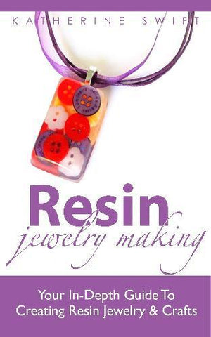 Resin Jewelry Making book