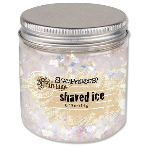 Stampendous Shaved ice glitter