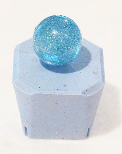 Resin sphere mold 3/4 inch