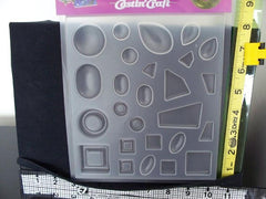Jewelry cabochon Castin' Craft mold EC2
