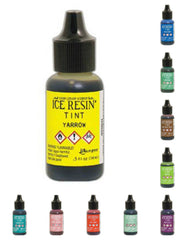 Ice Resin color tints