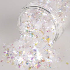 Stampendous Shaved ice - iridescent flakes for resin
