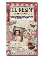 Ice Resin Ephemera images