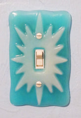 Switch Plate Starburst Mold 570