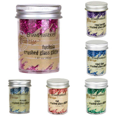Stampendous glass glitter
