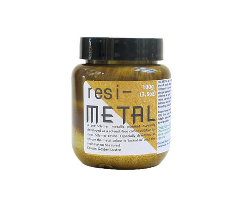 ResiMetals Metallic resin liquid pigment