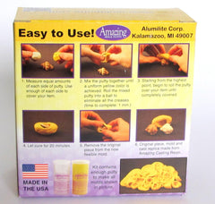 Alumilite Amazing Silicone Putty Kit