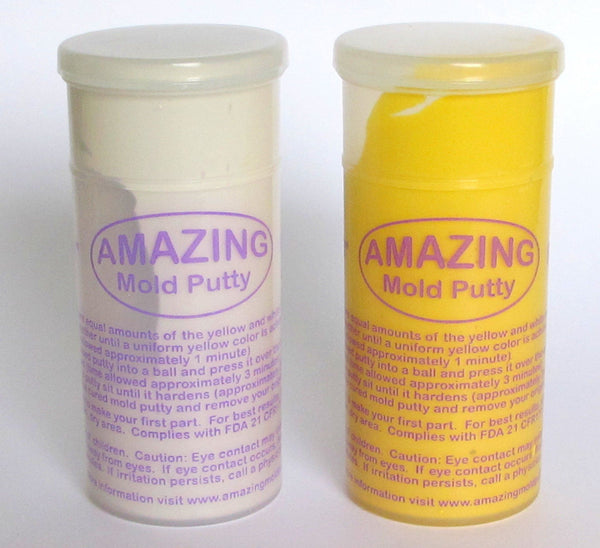 Alumilite Amazing Silicone Putty Kit Resin Obsession
