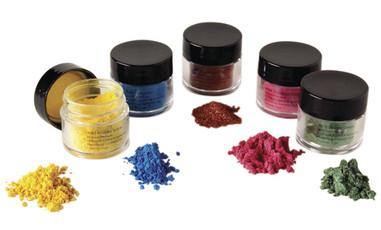 Pearl Ex powdered pigments - powder pigments for resin coloring