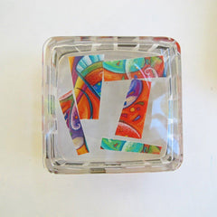 Square shape trinket box resin mold - make a resin jewelry box