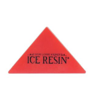 Ice Resin squeegee - silicone resin spreader