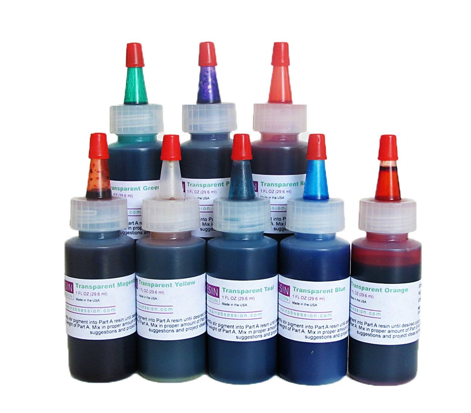 https://www.resinobsession.com/products/resin-obsession-transparent-color-pigments-complete-set-of-eight-colors/