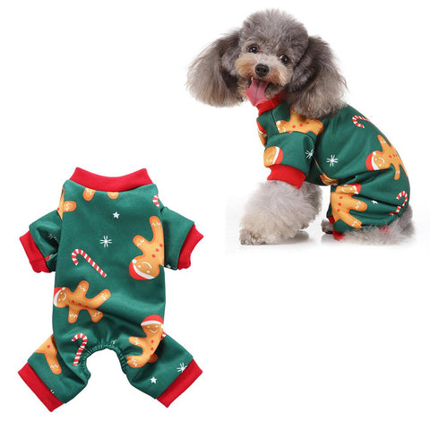 Snuggle Pup Holiday Pajamas