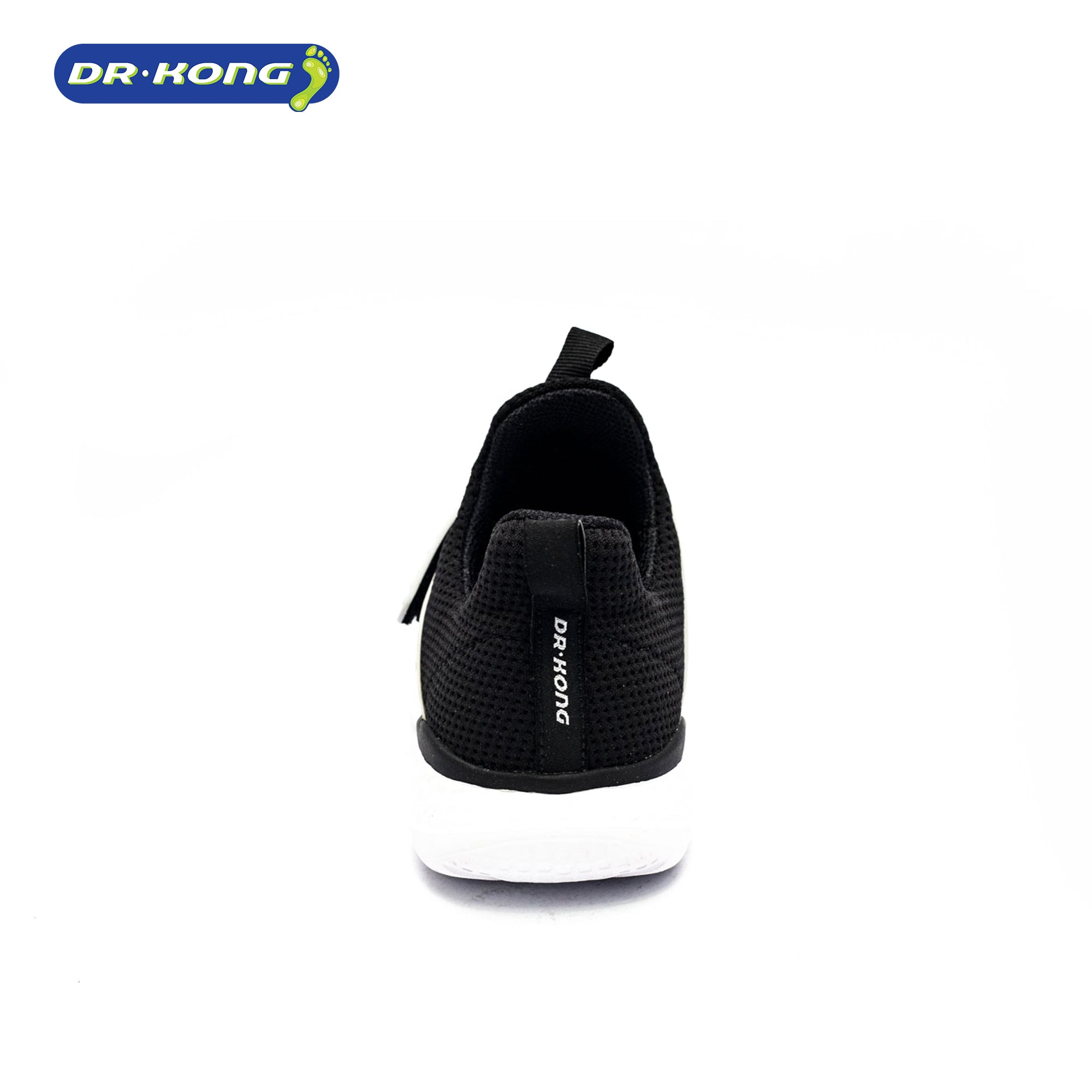Dr. Kong Healthy Childrens Sneakers (Blk/Gray) c1000175