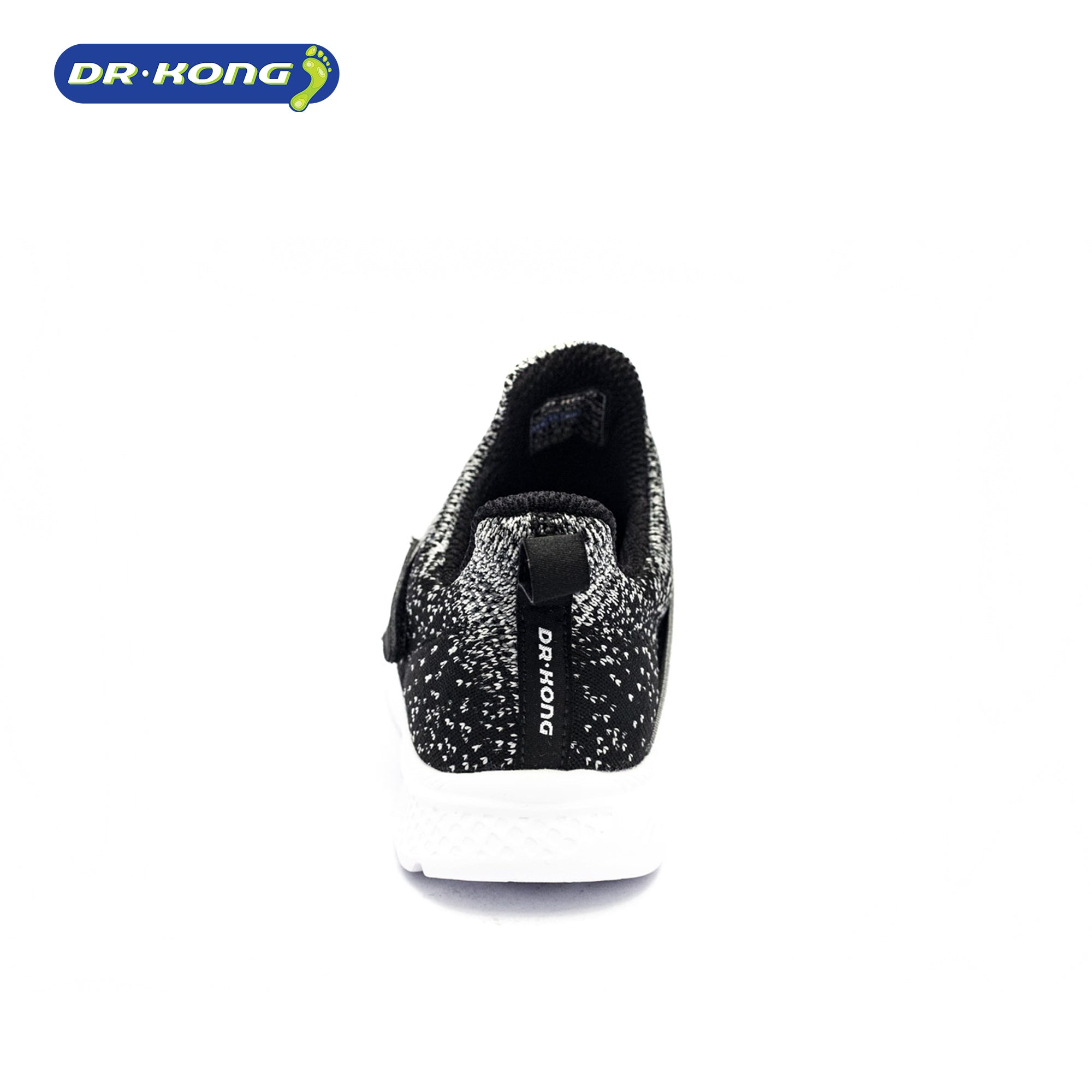 Dr. Kong Healthy Childrens Sneakers (Blk/Gray) c1000187