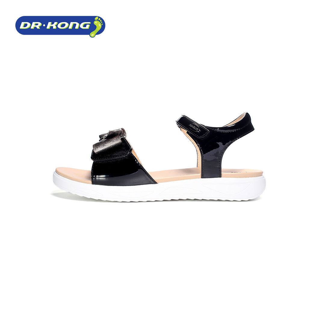 Dr. Kong Healthy Kids Sandals (Black) S2000186