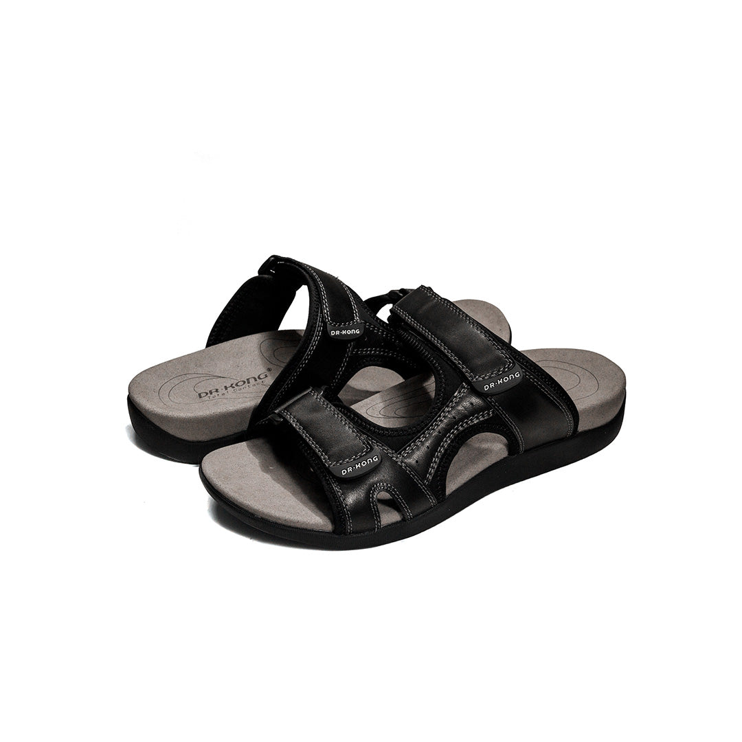 Dr. Kong Healthy Sandals for Men (Black) S9000018