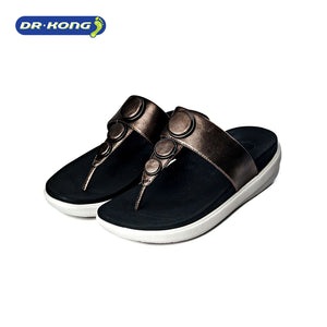 Open image in slideshow, Dr. Kong Healthy Womens Sandals (Gray) S3001001