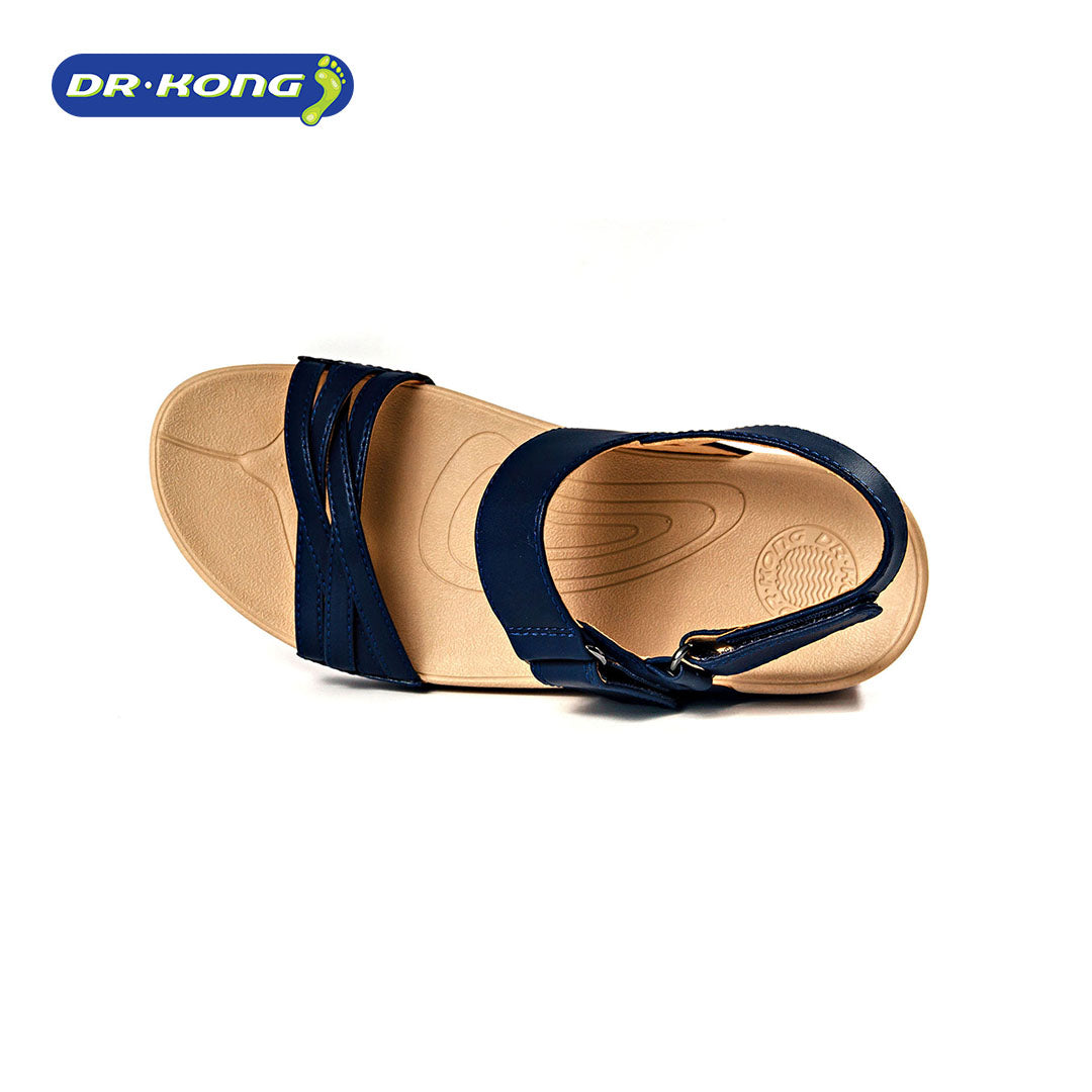 Dr. Kong Healthy Sandals with Strap (Blue) S3001022