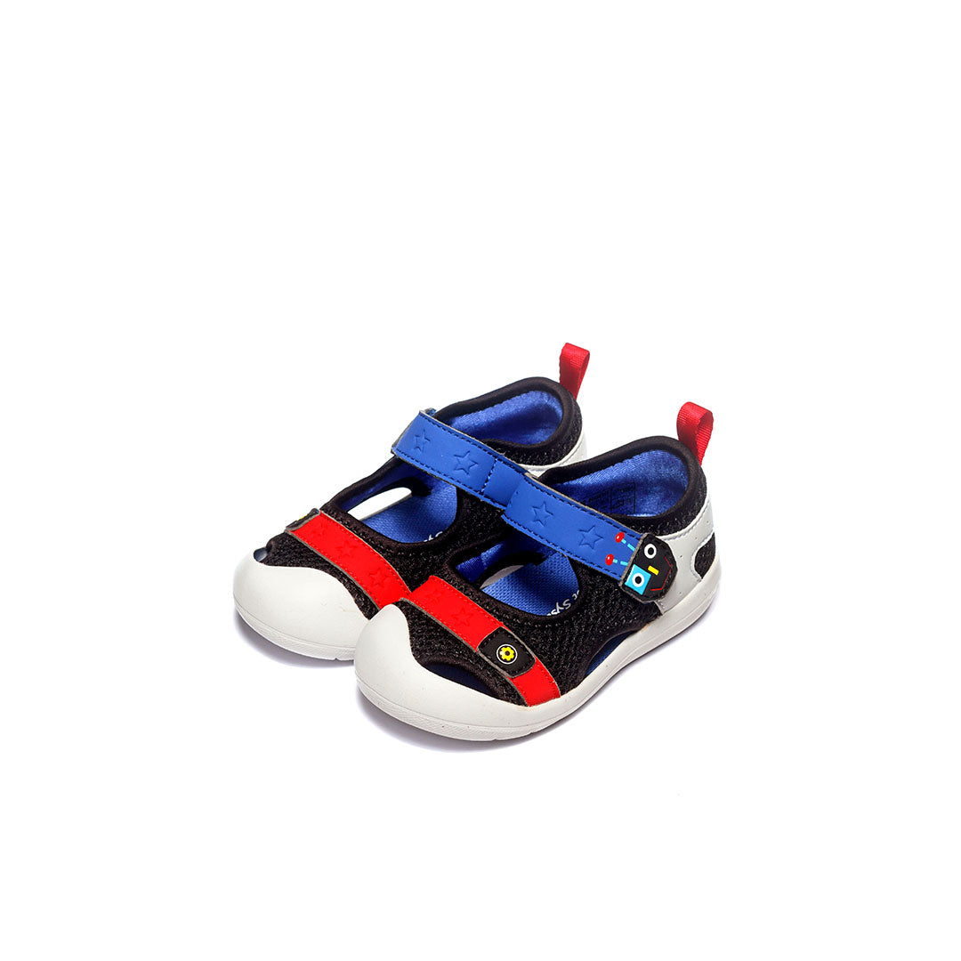 Dr. Kong Baby 123 Shoes B1400621 (Black Blue)