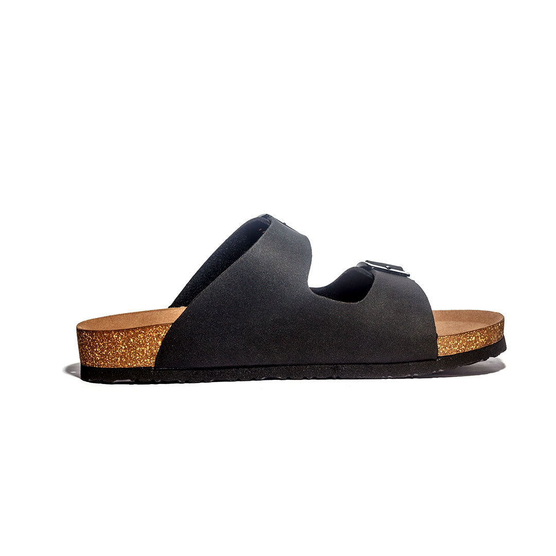 Dr. Kong Men's Sandals with Strap (Black) S9000177