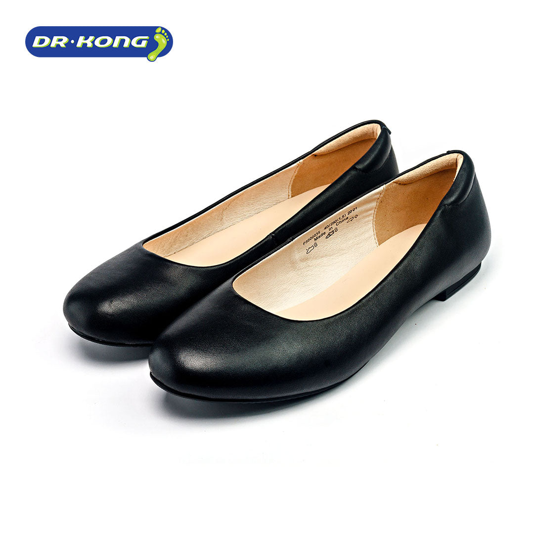 Dr. Kong Healthy Womens Casual (Black) P3000035