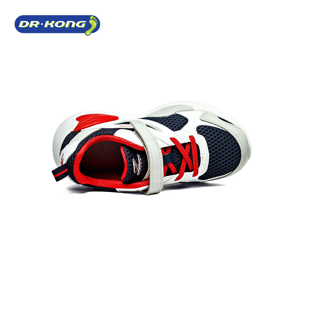 Dr. Kong Healthy Kids Sneakers (White Black) C1000728