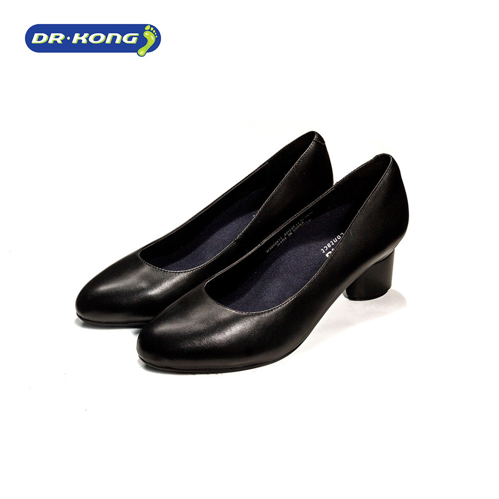 Dr. Kong Healthy Office Shoes Womens (Black) W3000813
