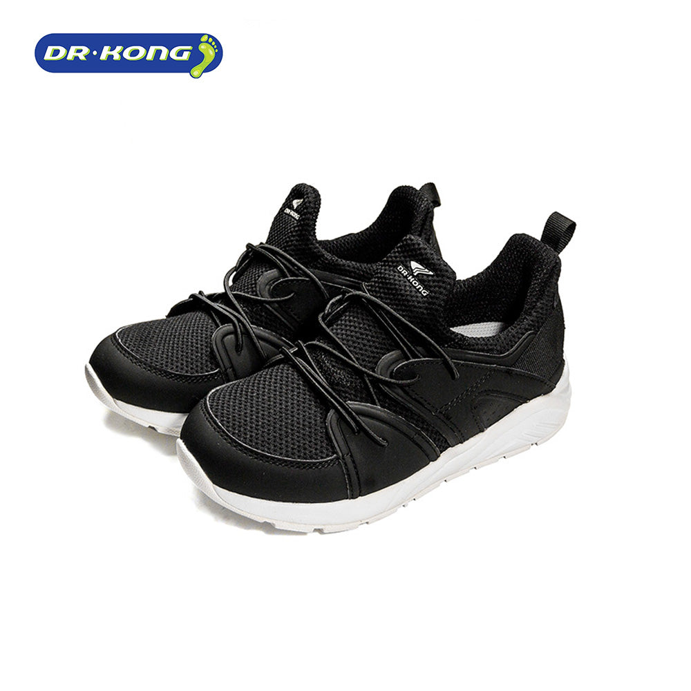 Dr. Kong Orthoknit Kids Sneakers (Black) C1000203