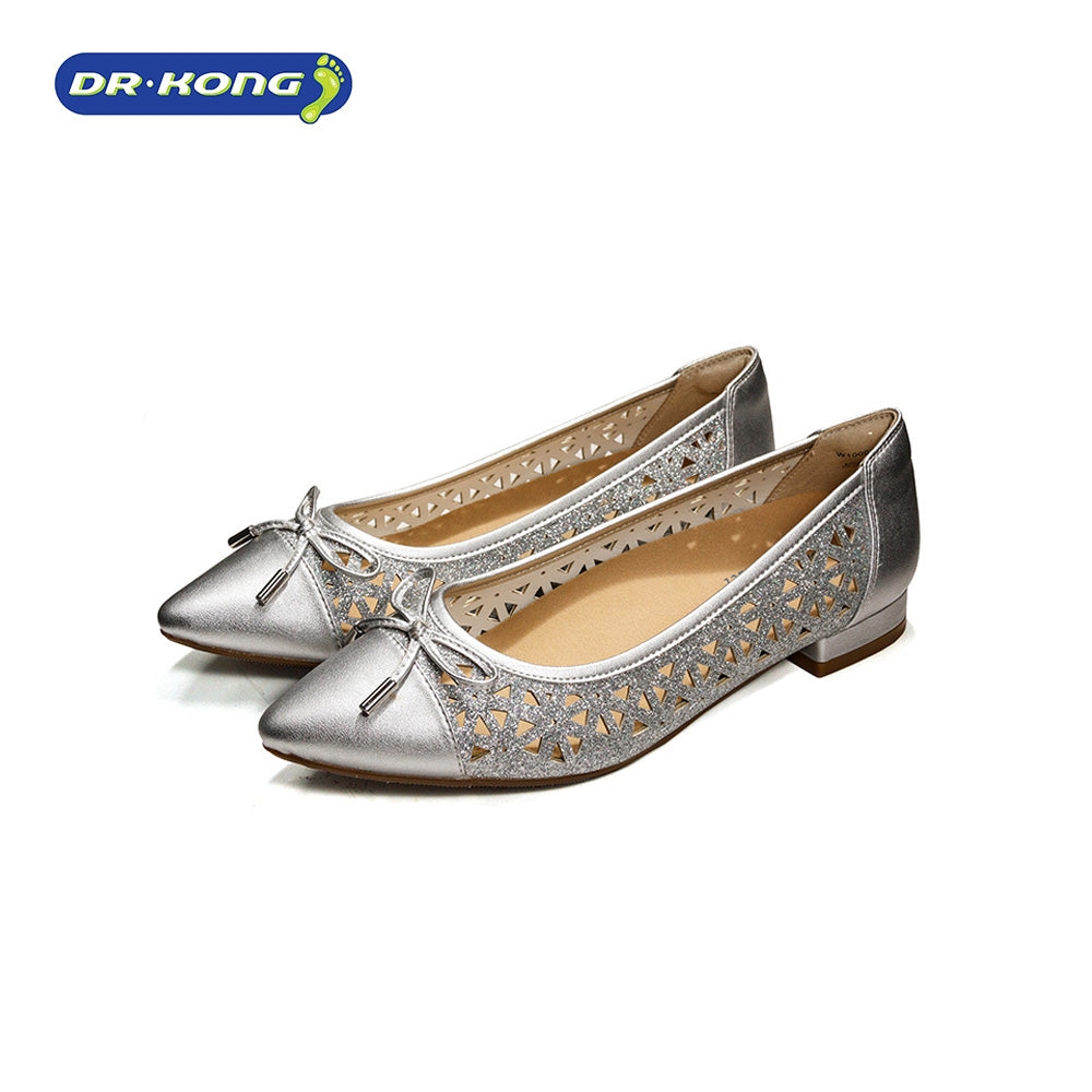 Dr. Kong Healthy Womens Casual (Silver) W1000340