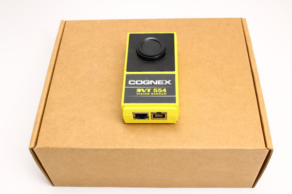 Photo of DVT Legend 554M *Yellow Version* Sensor Machine Vision Camera 554 (With newest firmware)