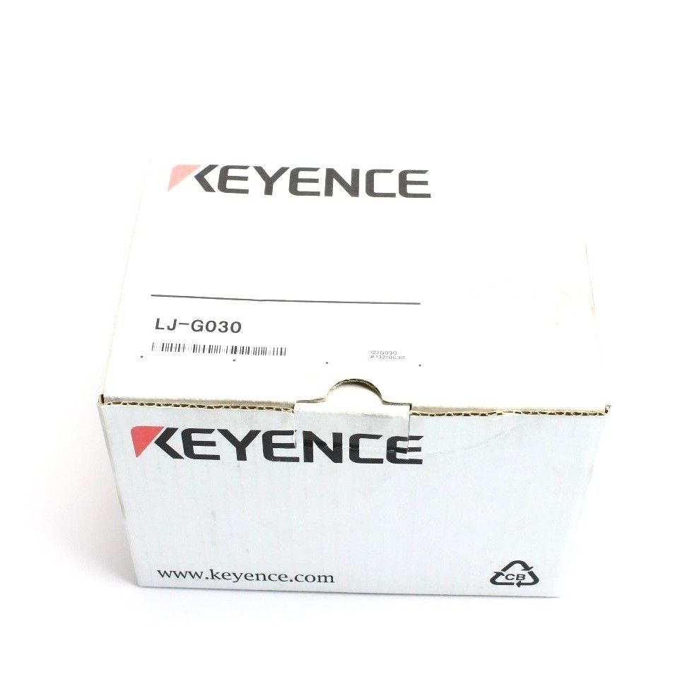 Photo of Keyence LJ-G030 Precision Laser Displacement Sensor