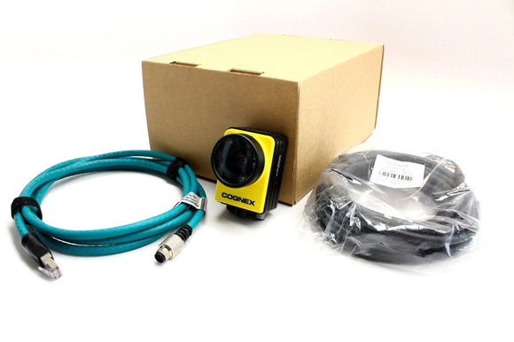 Cognex In-Sight 7402 Patmax Enabled Camera Basic Kit  IS7402-11