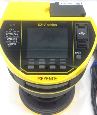 Photo of Keyence Safety Laser Scanner SZ-V04X