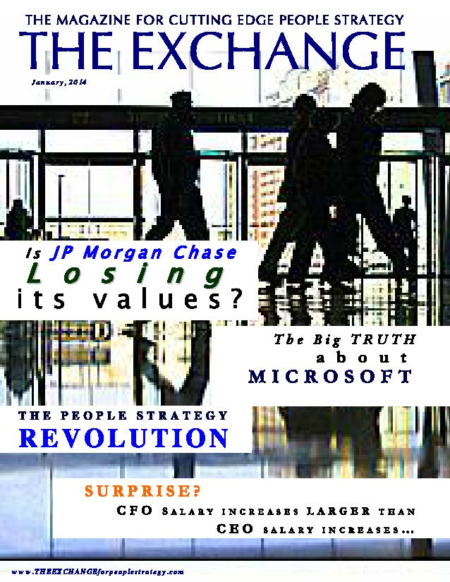PSX: The Exchange for People Strategy eMagazine - January 2014 Issue