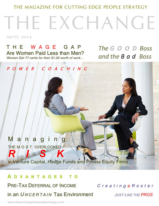 PSX: The Exchange for People Strategy eMagazine - April 2014 Issue