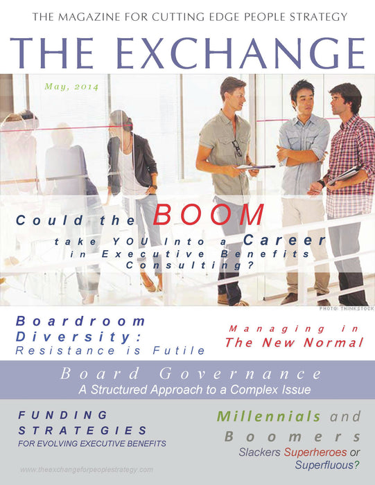PSX: The Exchange for People Strategy eMagazine - May 2014 Issue