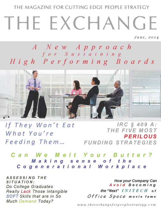 PSX: The Exchange for People Strategy eMagazine – June 2014 Issue