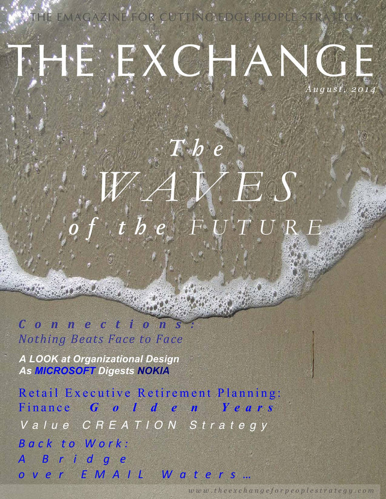 PSX: The Exchange for People Strategy eMagazine – August 2014 Issue