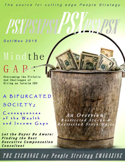 PSX: The Exchange for People Strategy eMagazine – October 2015 Issue
