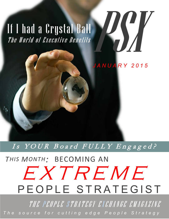 PSX: The Exchange for People Strategy eMagazine – January 2015 Issue