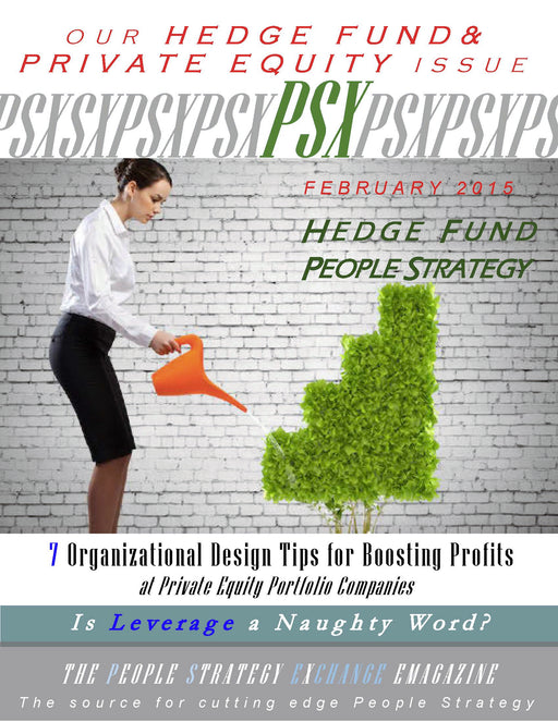 PSX: The Exchange for People Strategy eMagazine – February 2015 Issue