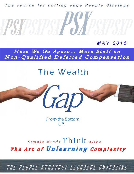 PSX: The Exchange for People Strategy eMagazine – May 2015 Issue