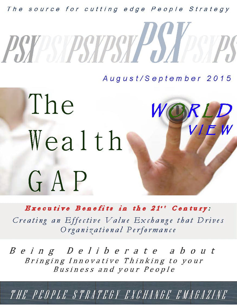 PSX: The Exchange for People Strategy eMagazine – August 2015 Issue