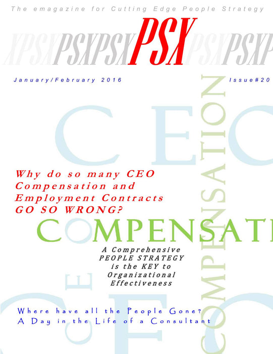 PSX: The Exchange for People Strategy eMagazine – January/February 2016 Issue