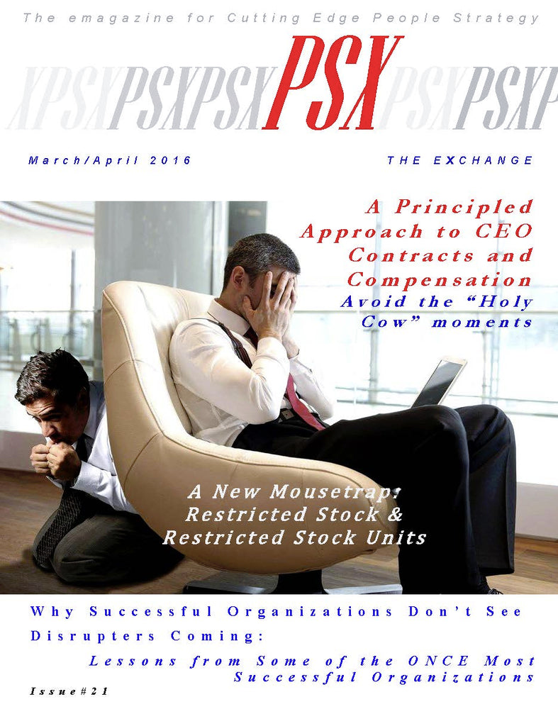 PSX: The Exchange for People Strategy eMagazine – March/April 2016 Issue
