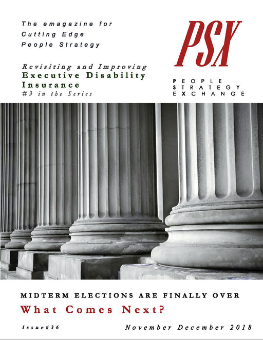 PSX: The Exchange for People Strategy eMagazine – November/December 2018 Issue