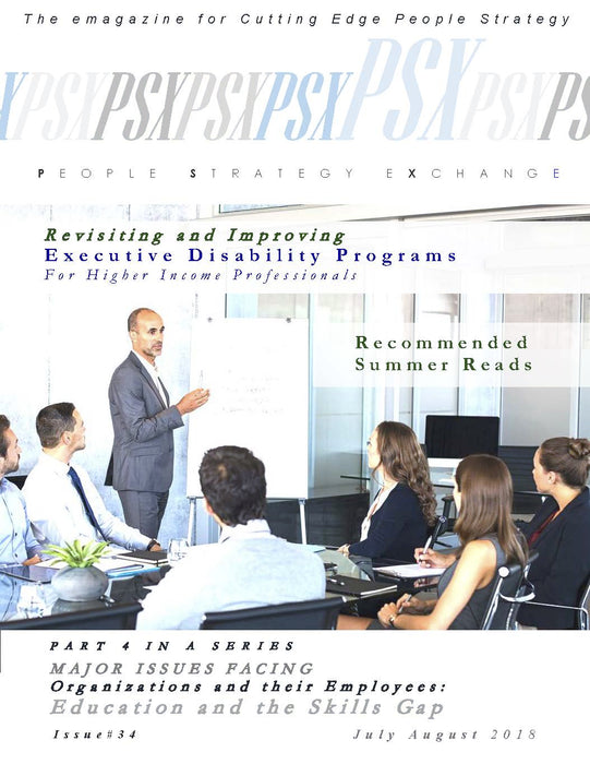PSX: The Exchange for People Strategy eMagazine – July/August 2018 Issue